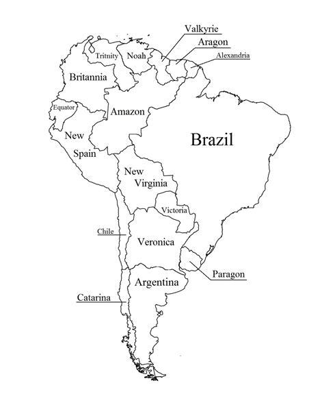 printable maps south america latin america blank map worksheet ixiplay free resume