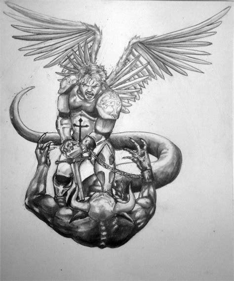michael the archangel 2 by razwit on deviantart