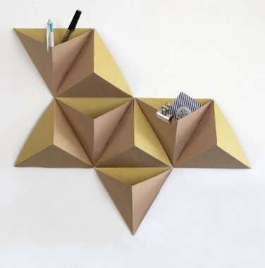 Origami Geometric - 25 best ideas about geometric origami on diy