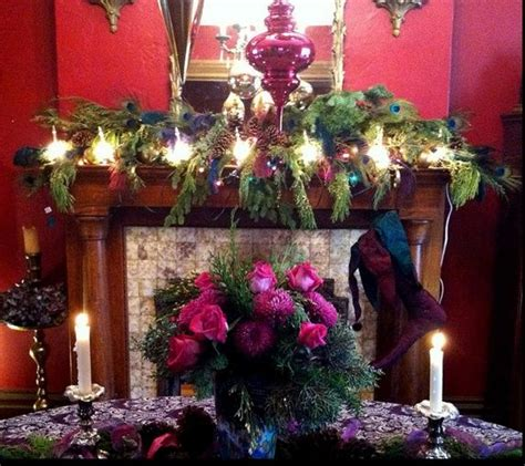 christmas themes with tone 166 best images about decorating in jewel tones on pinterest