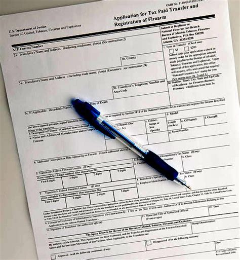 Gun Purchase Background Check Form Transfers Gussler S