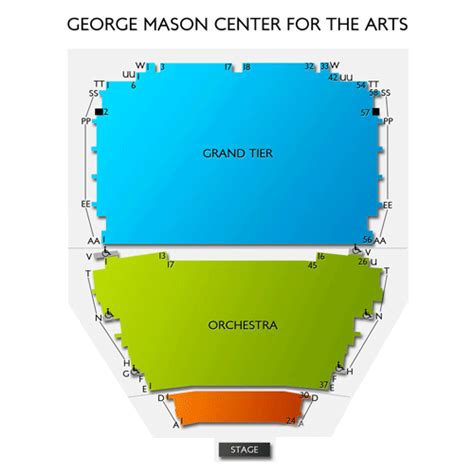 center for the arts george mason