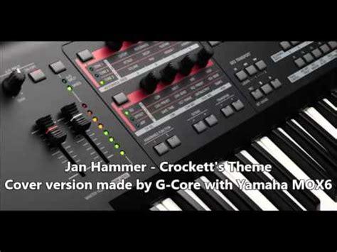 theme enfold version 3 0 4 crockett s theme cover version yamaha mox6 youtube