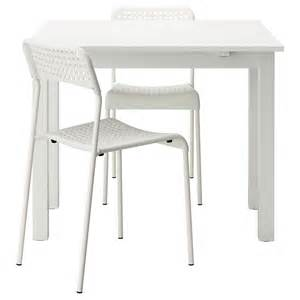 Ikea Folding Table And Chairs Bjursta Adde Table And 2 Chairs White 50 Cm Ikea
