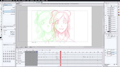 clip studio how to animate in clip studio paint 174 studio