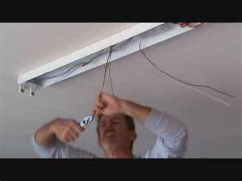 installing fluorescent light fixture how to install a surface mounted fluorescent light fixture