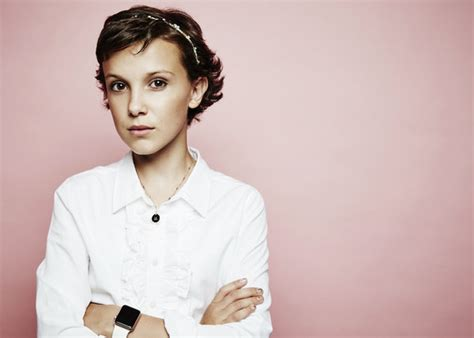 eleven actress age stranger things millie brown 9 facts in 90 seconds on