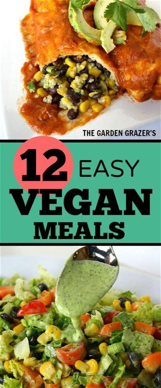 new year vegetarian recipe 12 easy satisfying vegan meals happy new year vegan