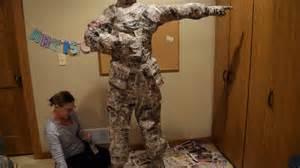 Who Was The Person To Make Paper - a paper mache person fashion me