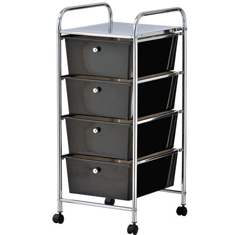 bathroom drawers on wheels beauty salon trolley storage cart barber accessories