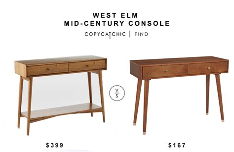 west elm mid century mid century console table west elm designer tables reference