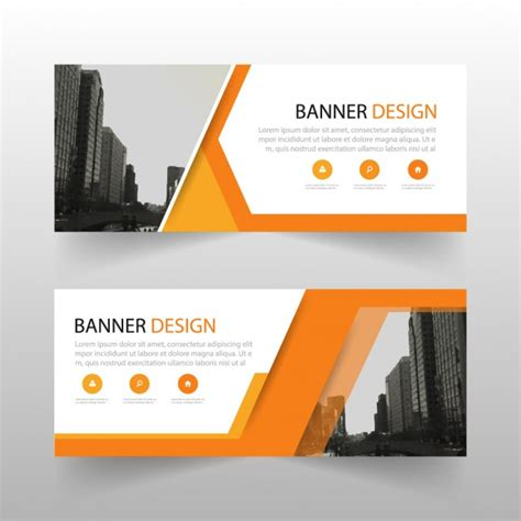 design templates for banners website banner templates free premium templates