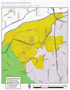 annexation map annexations whittling away at unincorporated south fulton