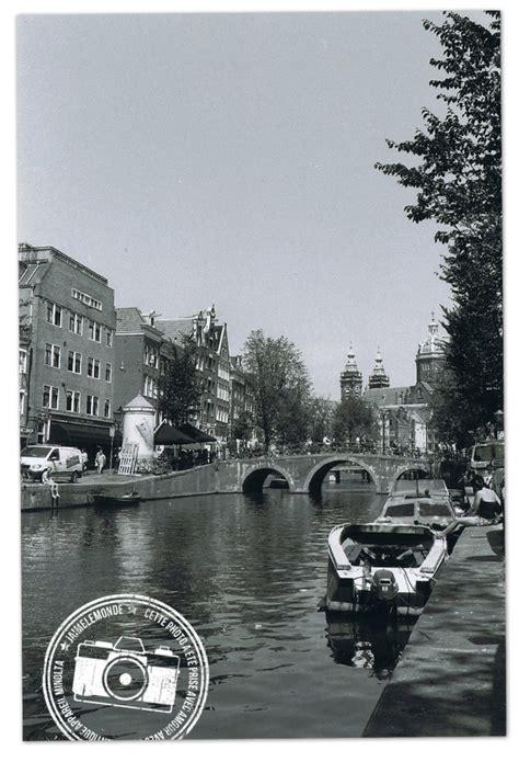 Amsterdam Noir Et Blanc by Amsterdam En Noir Et Blanc Des Photos Argentiques J