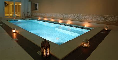 piscina interna b b villa habib bed and breakfast e spa a catanzarob b e