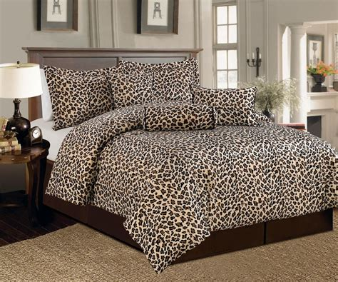 Cheetah Bedding Set Cheetah Print Bedding Sets Home Furniture Design
