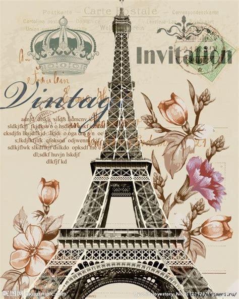 imagenes vintage alta resolucion decoupage torres eiffel de par 237 s and torres on pinterest