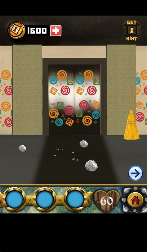 100 floors can you escape floor 52 app shopper 100 doors legends hd