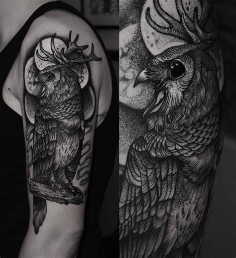 grind tattoo tattoos macabre blackwork megan foster