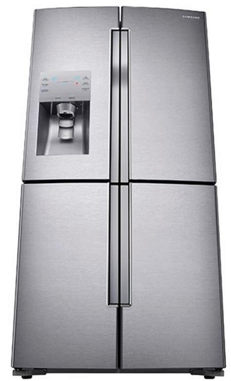 samsung 23 cu ft counter depth door refrigerator rf23j9011sr samsung 23 cu ft counter depth 4 door