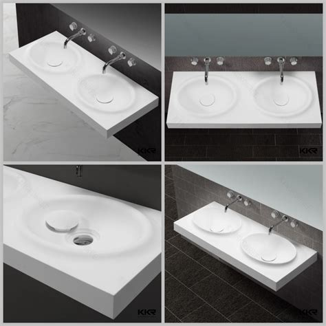 How To Clean Corian Sinks And Countertops by Easy Clean Solid Surface Sinks Artificial Wash