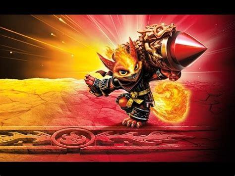 skylanders: imaginators flare wolf gameplay youtube
