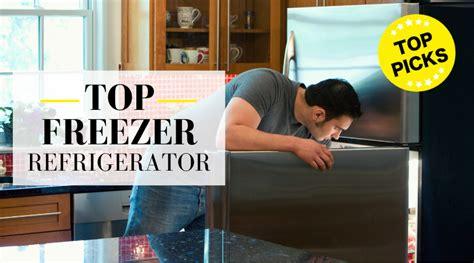 top freezer refrigerator  review kitchen