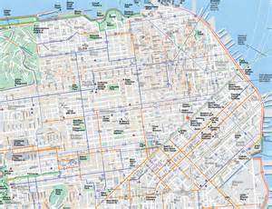 map of san francisco california san francisco map san francisco ca usa mappery