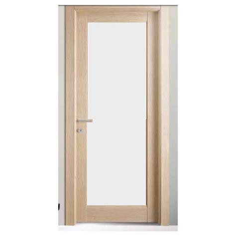 porte da interno con vetro bertolotto collezione sydney 101v a battente porta da