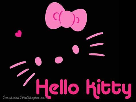hello kitty wallpaper high quality cute wallpaper hd hello kitty black wallpaper high