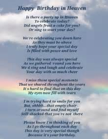 Happy Birthday And Rest In Peace Quotes 17 Best Birthday In Heaven Quotes On Pinterest Heaven