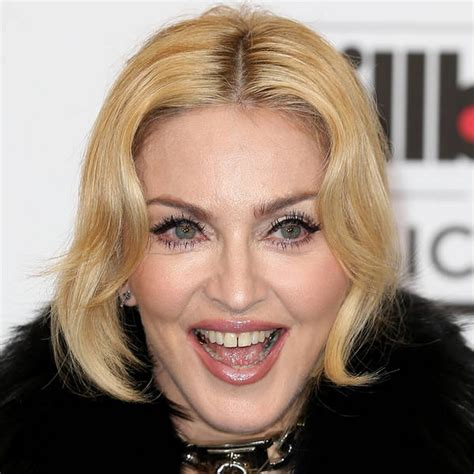 Madonna Makes A Donation by Madonna Calls For Birthday Donations News