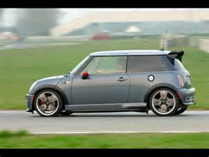 2006 Mini Cooper Gp 2006 Mini Cooper Cooper Works Gp Tuning Kit Rear