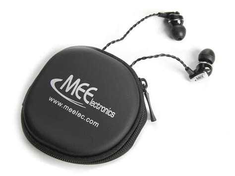 Meelectronics Balanced Armature In Ear Headphone A151 Mlsk0cbk balanced armature in ear headphones