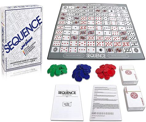 sequence game  big kids  adults extrokids  store
