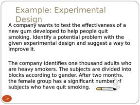 experimental design template experimental design section 1 3 презентация онлайн