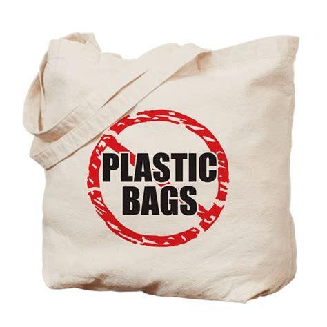 no plastic bags tote bag by greengardengear