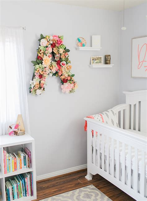 Nursery Decor Accessories A Girly Nursery With Bohemian Accents Inspired By This