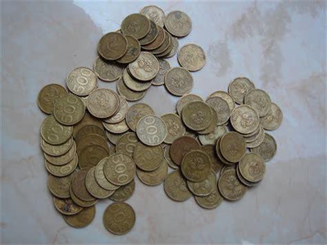 K10 3 Keping Koin Luar Negri benda antik langka uang mahar rp 500 kawin uang kuno