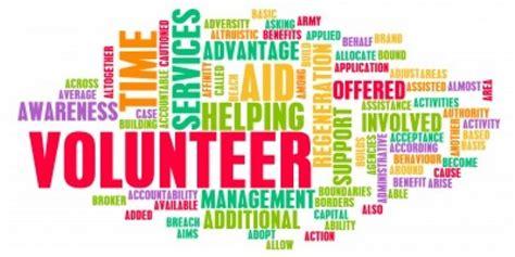 volunteer service the power of volunteering