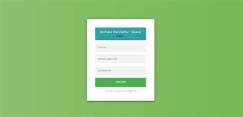 membuat halaman login dengan php oop belajar php oop part 14 membuat login dan register sistem