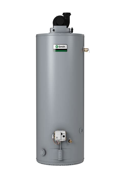 Conservationist® Power Vent   Water Heaters Commercial by A. O. Smith > A. O. Smith Water Heaters