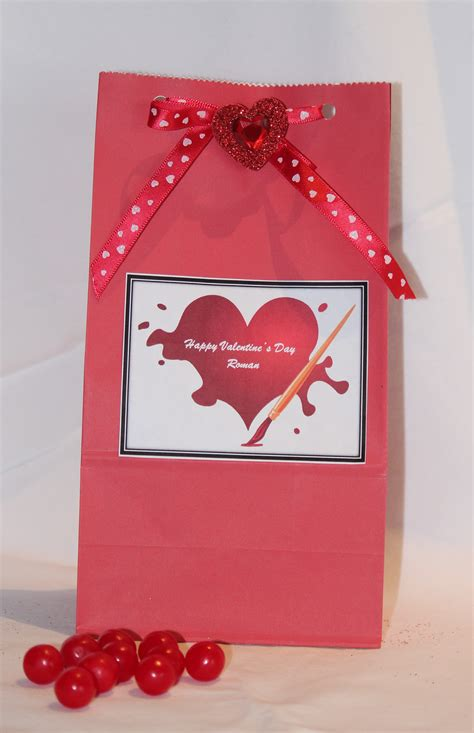 valentines day bags valentines day goodie bags 28 images 17 best images
