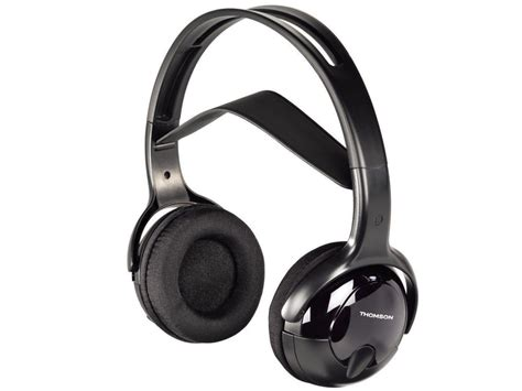 format audio non supporté tv thomson casque tv sans fil thomson whp1211 noir top achat