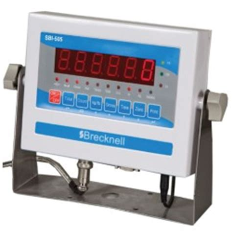 salter brecknell 405 basic weighing scale with led display 9 1 2 quot length x 8 1 2 quot width 12lbs salter brecknell sbi 505 digital weight indicator