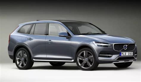 Volvo Xc90 2020 Update by 2020 Volvo Xc90 Facelift Redesign Release Date Volvo