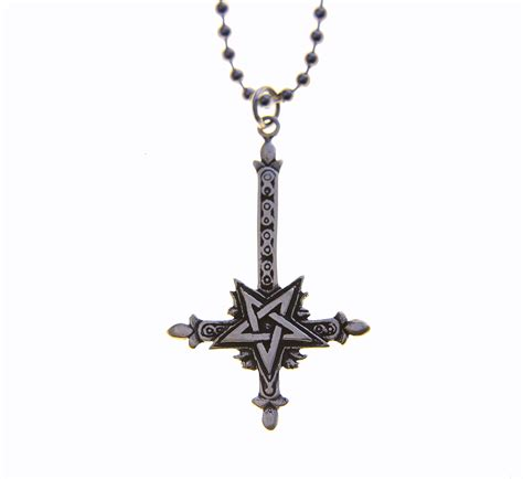 inverted cross pentagram www imgkid com the image kid