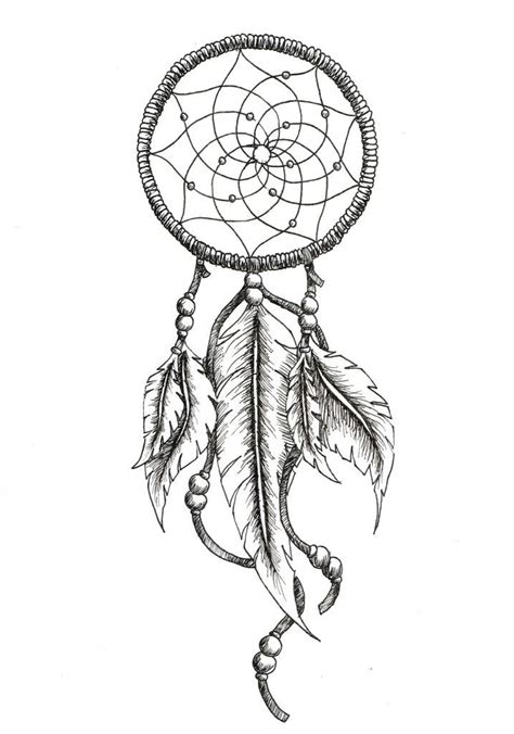 simple dreamcatcher tattoos 70 meaningful dreamcatcher tattoos ideas