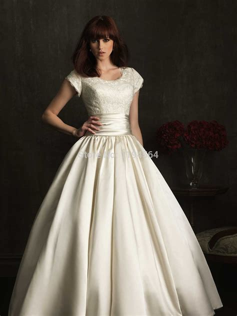 modest lace wedding dresses with sleeves modest high back wedding dresses 2015 bridal ball gowns