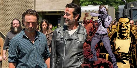 Season Finale Of The by Walking Dead Showrunner Says Season 8 Finale Is Big
